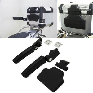 Motorcycle Tail Top Box Armrest + Backrest Cushion Pad For BMW R1200 F800 F700