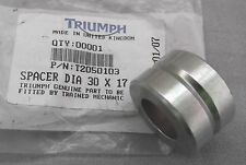 Genuine Triumph Sprint ST 1050 Rear Suspension Linkage Spacer 30 x 17.5 T2050103