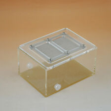 Pet Ant Housing Reptile Acrylic Cage tarantula insect lizard snake 120x90x60mm