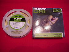 Air Flo Elite Super Dri Fly Line DT4F GREAT NEW