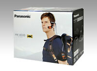 Panasonic HX-A500 Wearable 4K POV Camcorder Gray from Japan Free Shipping NEW