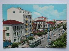 LIDO DI CAMAIORE autobus viale Colombo vecchia cartolina *