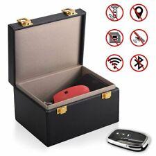 Car Signal Blocker Box Anti-theft Box Key Fob Protector For Keyless Car Security