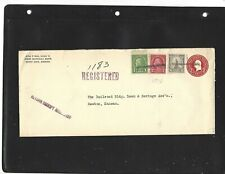 #658 REGISTERED THE FIRST NATIONALBANK,SCOTT CITY,KANS MAY 28-1930