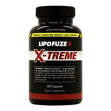 Lipofuze Xtreme - Top Weight Loss Pills for Hardcore Fat Loss - Burn Fat