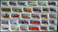 CANADA 1993-1996 #1490/1605 Historic Vehicles Complete set of 49 stamps Mint NH