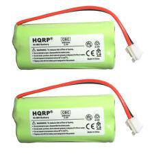 HQRP 2 baterías para Siemens Gigaset SL78H, SL780, SL785, SL400, SL400A DECT