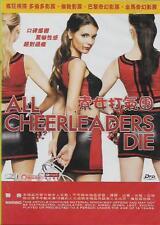 All Cheerleaders Die DVD Sidney Allison Charon R. Arnold Shay Astar NEW R3