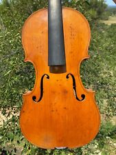 Old French Violin 1870's COMPAGNON very good condition