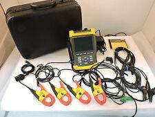 Fluke 434 Three Phase Power Quality Analyzer - 90 Day Warranty