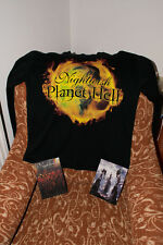 DVD Nightwish (End of an Era + From wishes to Eternity) + Maglietta Planet Hell