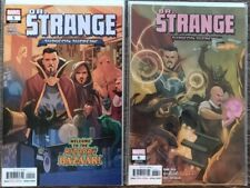 Dr.Strange Surgeon Supreme (2020) #5-6 1st Prints Waid Walker