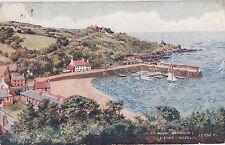 JERSEY  : Rozel Harbour- C T HOWARD-SALMON