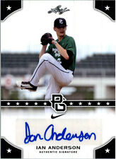 IAN ANDERSON 2015 Leaf *PERFECT GAME*  Baseball Certified AUTOGRAPH RC