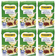 Thomy Les Sauces Bearnaise perfekt für Kurzgebratenes 250ml 6er Pack