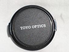 TOYO OPTICS 55mm plastic front lens cap Japan #00417