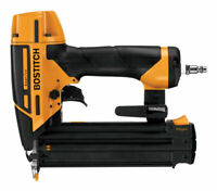 Bostitch  Smart Point  Pneumatic  18 Ga. Brad Nailer  Kit