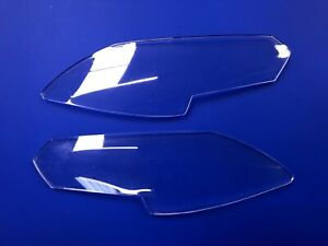 BMW S1000 XR 2020 2021 Headlight Protector , Made In The Uk, clear  ,New