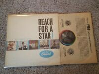 CAPITOL FFSS 1960 OCTOBER SAMPLER reach for a star NM LP Promo PRO 1665/1666