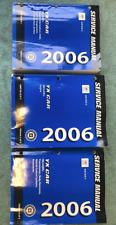 2006 CADILLAC XLR Service Repair Shop Workshop Manual Set FACTORY OEM GM