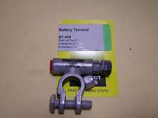 BATTERY CONNECTION COMPRESSION TERMINAL - RIGHT/LEFT FLAG 90 DEGREES - 4 GAUGE