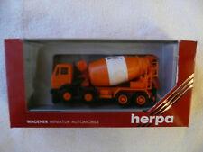 Herpa 806033 Mercedes Benz Betonmischer Readymix  Maßstab 1:87