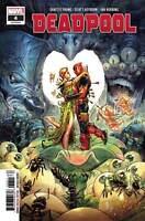Deadpool #4 Marvel Comics 2018  Skottie Young COVER A 1ST PRINT