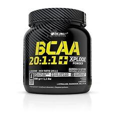 OLIMP BCAA 20:1:1 Xplode Powder 500g L-LEUCINE RICH RATIO, AMINO ACIDS