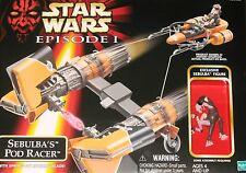 STAR WARS - TPM - Sebulba & Podracer - OVP - eu Version