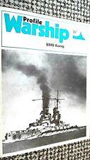 PROFILE WARSHIP #37: SMS KONIG (1973)