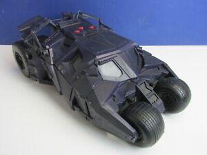 BATMAN BEGINS batmobile TUMBLER movie DC COMICS DARK KNIGHT for action figures