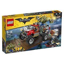 LEGO THE BATMAN PELÍCULA 70907 KILLER Crocs Camión NUEVO EMBALAJE ORIGINAL MISB