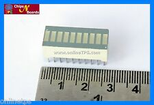 10 Element Bar Graph LED Display Module-Red ,for Audio Systems,Circuits-5 Pc