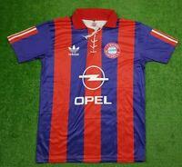 FC Bayern München Adidas Trikot 1990 Sondertrikot 90. Geburtstag Gr. L Cologne