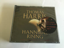 Hannibal Rising: (Hannibal Lecter) NEW SEALED 6 CD THOMAS HARRIS