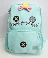 Loungefly x Disney Lilo & Stitch Scrump Backpack - Teal