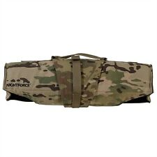 """Nightforce Scope Tactical Padded Compact Scope Cover - 15"""" - MultiCam - A447"""