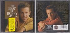Best of BOBBY VINTON All His Greatest Smash Hits & Fan Favorites 2004 CD 60s Pop