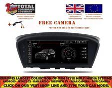 """8.8"""" BMW E90 E91 E92 E93 serie 3 Android 9.1 iD7 CarPlay 6 Núcleos con GPS NH-8372"""