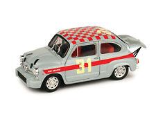 FIAT ABARTH 1000 BERLINETTA 1966 BRUMM SCALA 1/43 R369C BRUMM REVIVAL