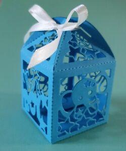 Geschenkschachtel, Geburt, Taufe, Junge Boy Gastgeschenk, Box, Verpackung Fest