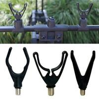 Fishing Rod Holder Butt Rest Head Gripper Stand Support Accessories T1Y5