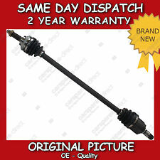 COMPLETE DRIVESHAFT FIT FOR A KIA RIO (DC) 1.3 / 1.5  CV JOINT OFF SIDE NEW