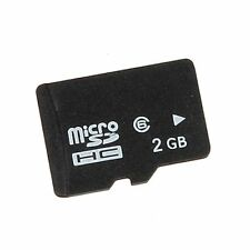 Origine 2 Go Micro SD Carte Mémoire Pour Nokia Samsung Sony LG HTC BLACKBERRY