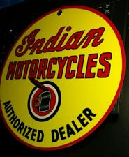 Indian Motorcycle motorcycles sign