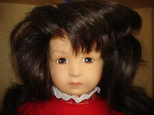 "18"" Lenci FIAMMETTA Felt Doll in Original Box with Paper Work 1993 Italy UNUSED!"