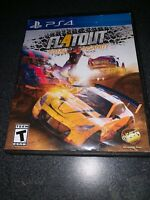 Flatout 4: Total Insanity (Sony PlayStation 4, PS4)