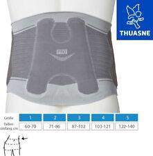 THUASNE LumbaPro Activ Lumbar Stabilization Belt Back Bandage Support 3 H 0802