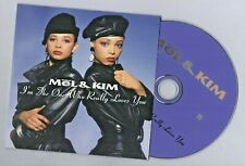 """MEL & KIM  ▓ 1 CD on eBay ! ▓ THE ONE WHO REALLY LOVE (ALL 12"""" PWL USA REMIXES)"""