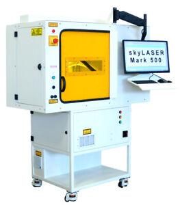 Schmuckgravur Lasergravierer mit Faserlaser aus 100% Deutscher Produktion!